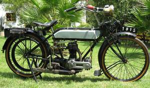 1915 Triumph