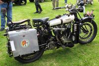 1920 Brough Superior MK1