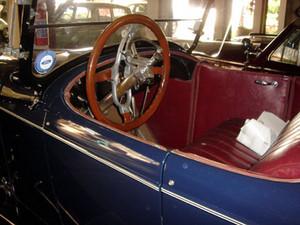 1923 Lincoln Convertible