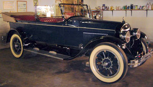 1923 Lincoln Convertible