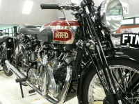 1939 Vincent Rapide Series A