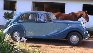 1951 Bentley