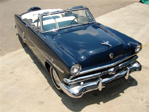 1958 Ford Convertible
