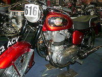 1957 Royal Enfield Super Meteor