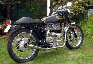 1960 Royal Enfield Super Meteor