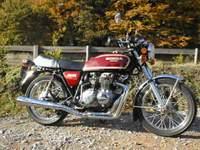 1975 Honda CB400-4