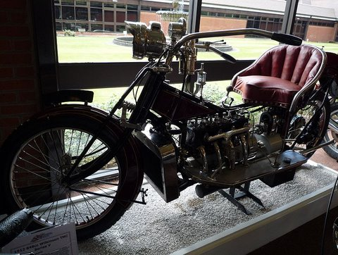 Wilkinson Motorcycle