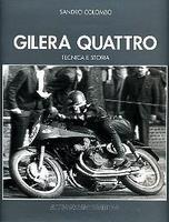 Gilera Quattro: Tecnica E Storia