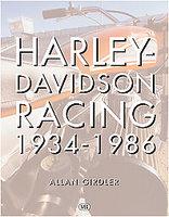 Harley-Davidson Racing 1934-1986