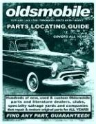 Oldsmobile / Cutlass / 442 / F85 / Toronado / Delta 88-98 / Hurst Parts Locating Guide