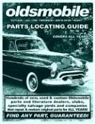 Oldsmobile / Cutlass / 442 / F85 / Toronado / Delta 88-98 / Hurst Parts Locating Guide