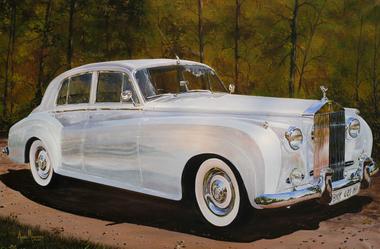 Rolls Silver Cloud
