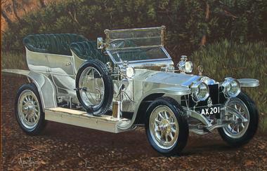 Rolls Silver Ghost