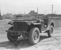 Bantam Jeep