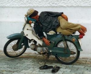 Bike Bed