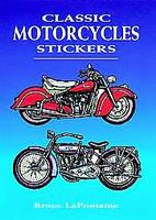 Classic Motorcycles Stickers