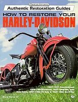 How To Restore Your Harley-Davidson Motorcycle