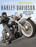 Harley-Davidson Motorcycles: Everything You Need To Know