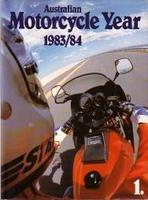 Australian Motorcycle Year 1983/84