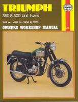 Triumph 350 and 500 Twins - Owners Workshop Manual