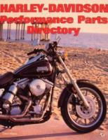 Harley-Davidson Performance Parts Directory