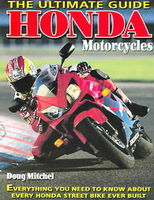 Honda Motorcycles: The Ultimate Guide