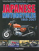 Standard Catalog Of Japanese Motorcycles 1959-2007