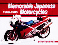 Memorable Japanese Motorcycles 1959-1996