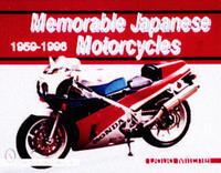 Memorable Japanese Motorcycles 1959-1996