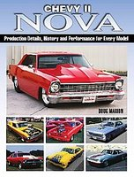 Chevy II Nova: Production Details, History And Performance For Every Model