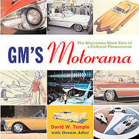 GM's Motorama: The Glamorous Show Cars Of A Culture