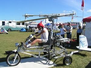 flying motorcycle
