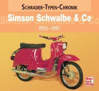 Simson Schwalbe & Co 1955 - 1991
