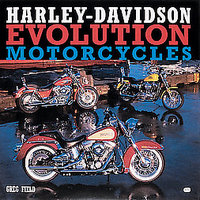 Harley-Davidson Evolution Motorcycles