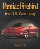 Pontiac Firebird 1967-2000: Photo History
