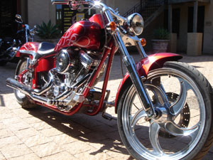 2004 Harley Big Dog