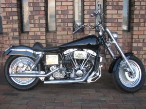 1979 Harley FLH