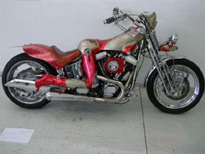 1996 Harley Springer