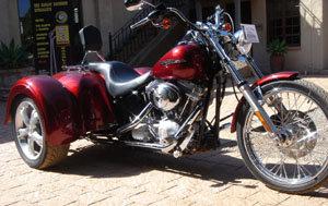 2008 Harley Trike