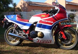 1983 Honda 1100RC