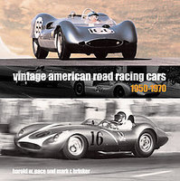 Vintage American Road Racing Cars 1950-1970