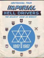 Centennial Tour, Imperial Hell Drivers, The Wildest Show on Wheels