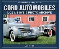 Cord Automobiles: L-29 & 810/812 Photo Archive