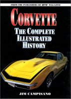 Corvette: The Complete Illustrated History