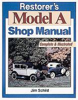 Restorer's Model A: Shop Manual