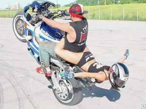 biking balance