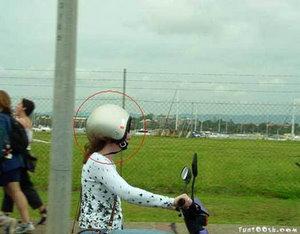 helmet error