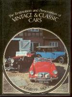The Restoration And Preservation Of Vintage & Classic Cars