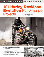 101 Harley-Davidson Evolution Performance Projects