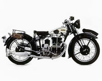 Matchless Silver Arrow